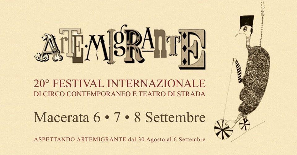 Artemigrante, Macerata 2019