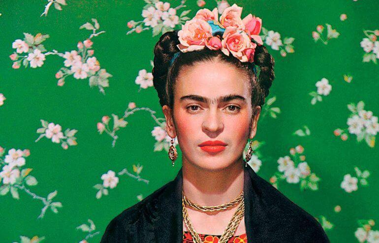 Frida Kahlo a Torino, la prima in Europa