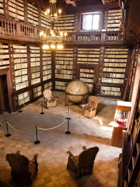 Musei Marchigiani Sala del Mappamondo Fermo